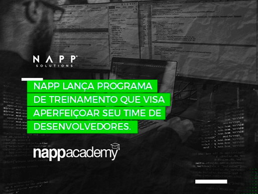"Napp lança o ""Napp Academy"""