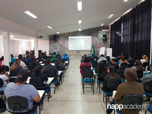 Napp Solutions abre seleção para capacitação gratuita em informática e linguagem de programação