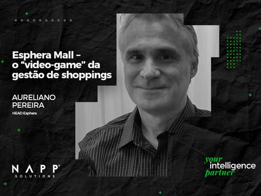 """Esphera Mall – o """"vídeo-game"""" da gestão de shoppings"""