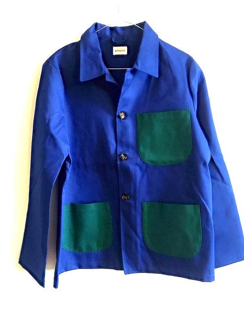 Jacket royal&green