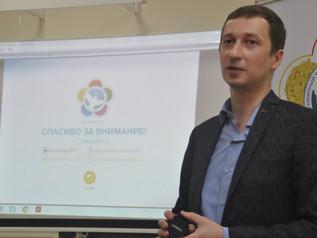 Комсомольцы рассказали студентам о главном молодежном событии 2017 года