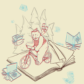 Reading and Riding