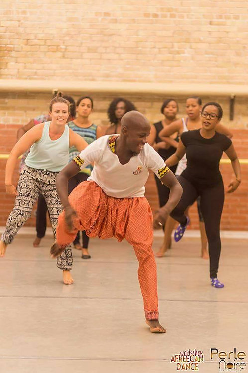 African Dance Roots