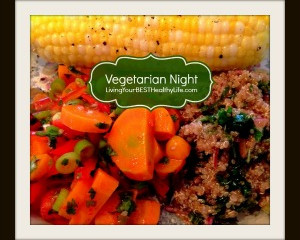 VEGETARIAN NIGHT
