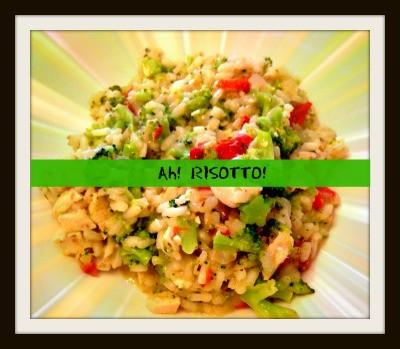 RISOTTA AL AVKOLEMONO | Living Your Best Healthy Life