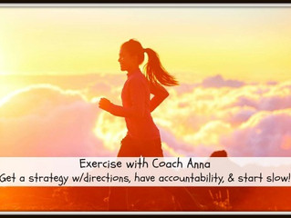 Exercise with Coach Anna