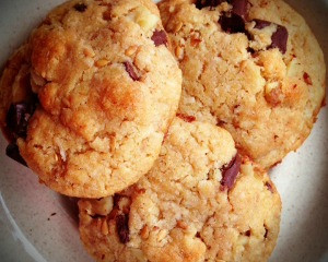 CHOCOLATE CHIP COOKIES - OH MY!