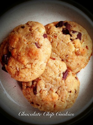 Gluten Free Chocolate Chip Cookies | Living Your Best Healthy Life