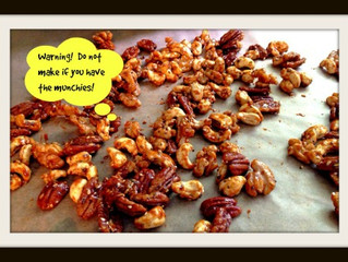 CANNOT RESIST CANDIED NUT MIX