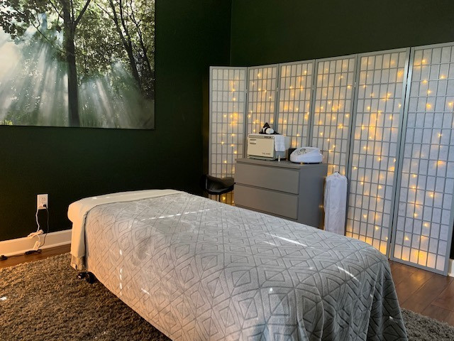 Anna Bass LMT | Riverview, FL | Treatment Room
