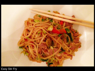 HOW TO MAKE ASIAN FOOD WITHOUT A RECIPE!  ♥