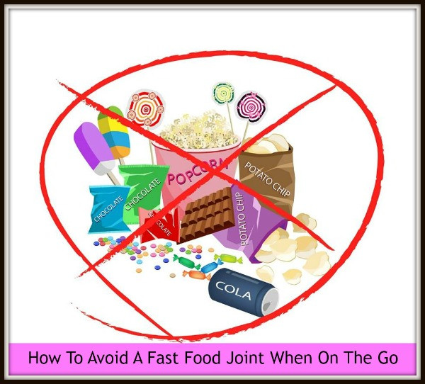 How To Avoid Fast Food | Living Your Best Healthy Life