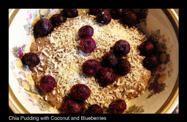 Chia Breakfast Pudding | Living Your Best Healthy Life