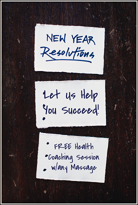 New Years' Resolution January 2021 Promotion | Anna Bass LMT | Riverview FL