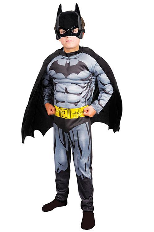 Disfraz Batman Con músculos Original DC