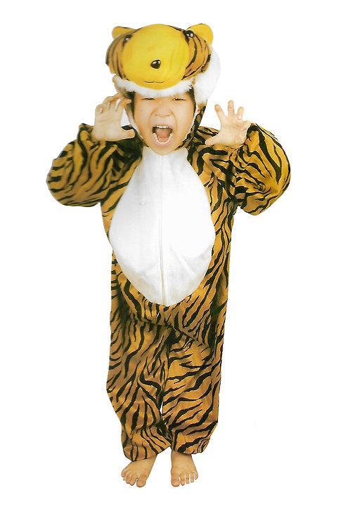 Disfraz Tigre Excelente Calidad Tododisfraceschile