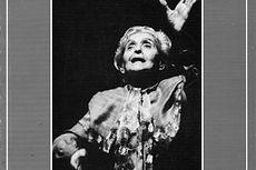 Hedy Crilla, la palabra en acción, libro de Cora Roca