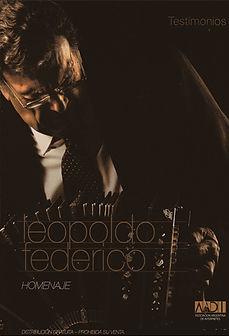 Leopoldo Federico 2013, AADI (Asociación Argentina del Intérprete). Cora Roca