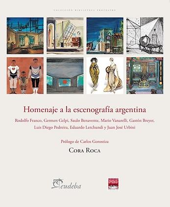 Homenaje a la escenografía argentina, Cora Roca