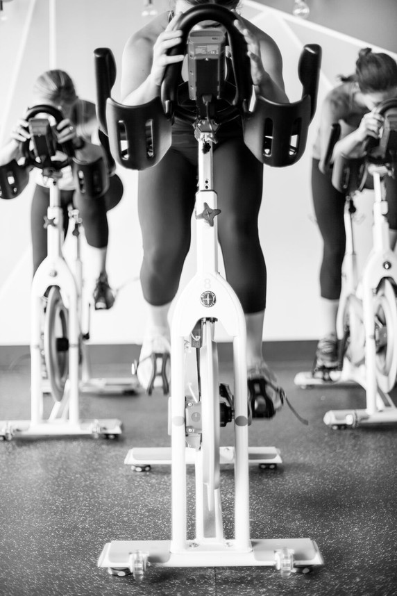 SPIN INTO SHAPE AT RISE CYCLE