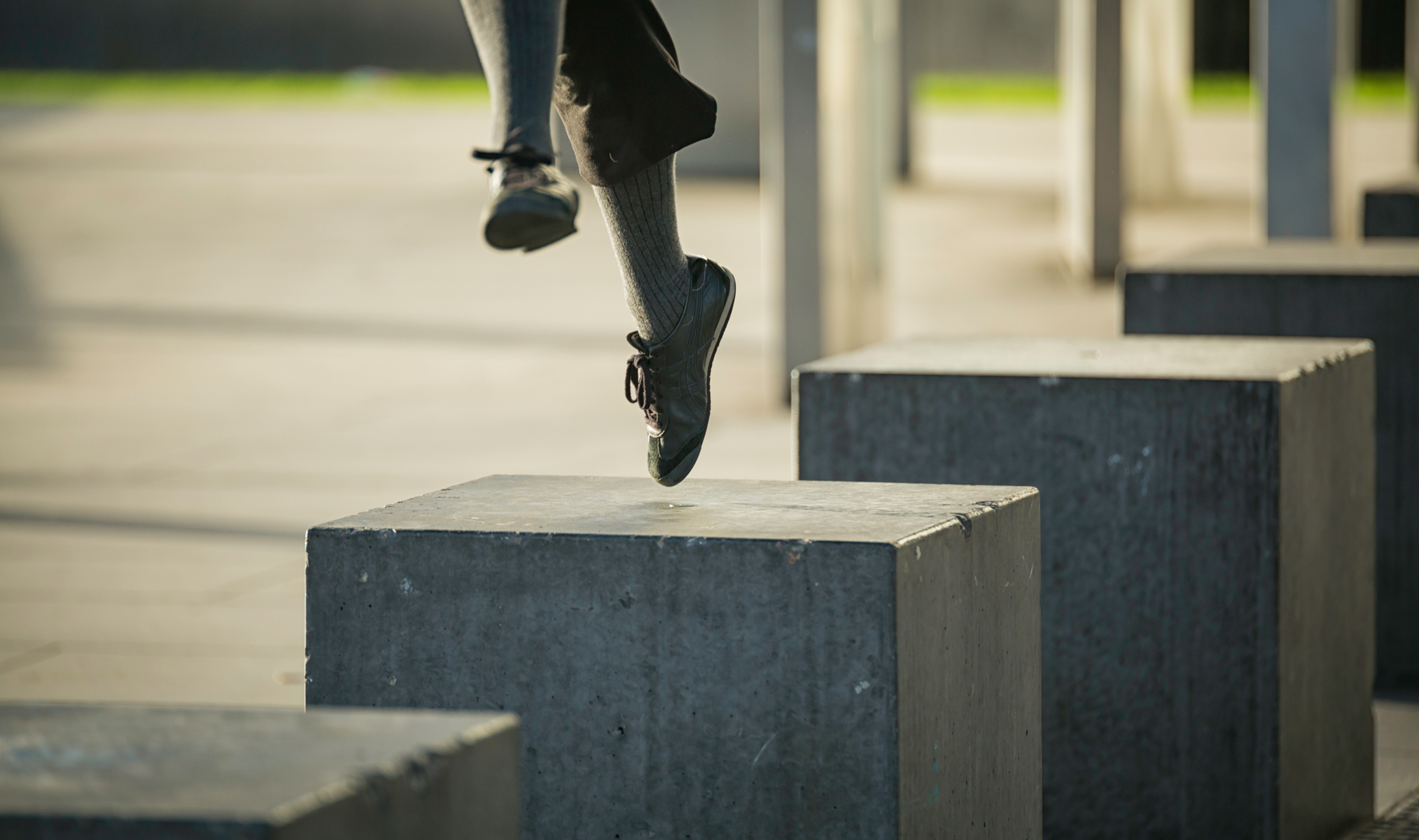 Parkour for Beginners -July Intensive