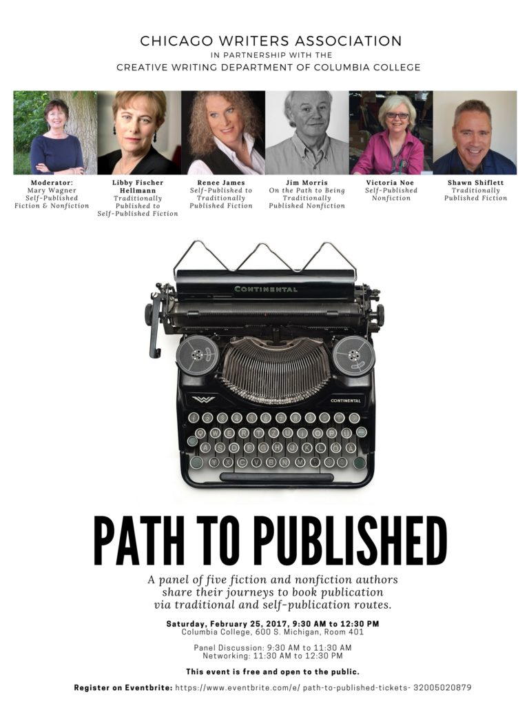 Path to Published