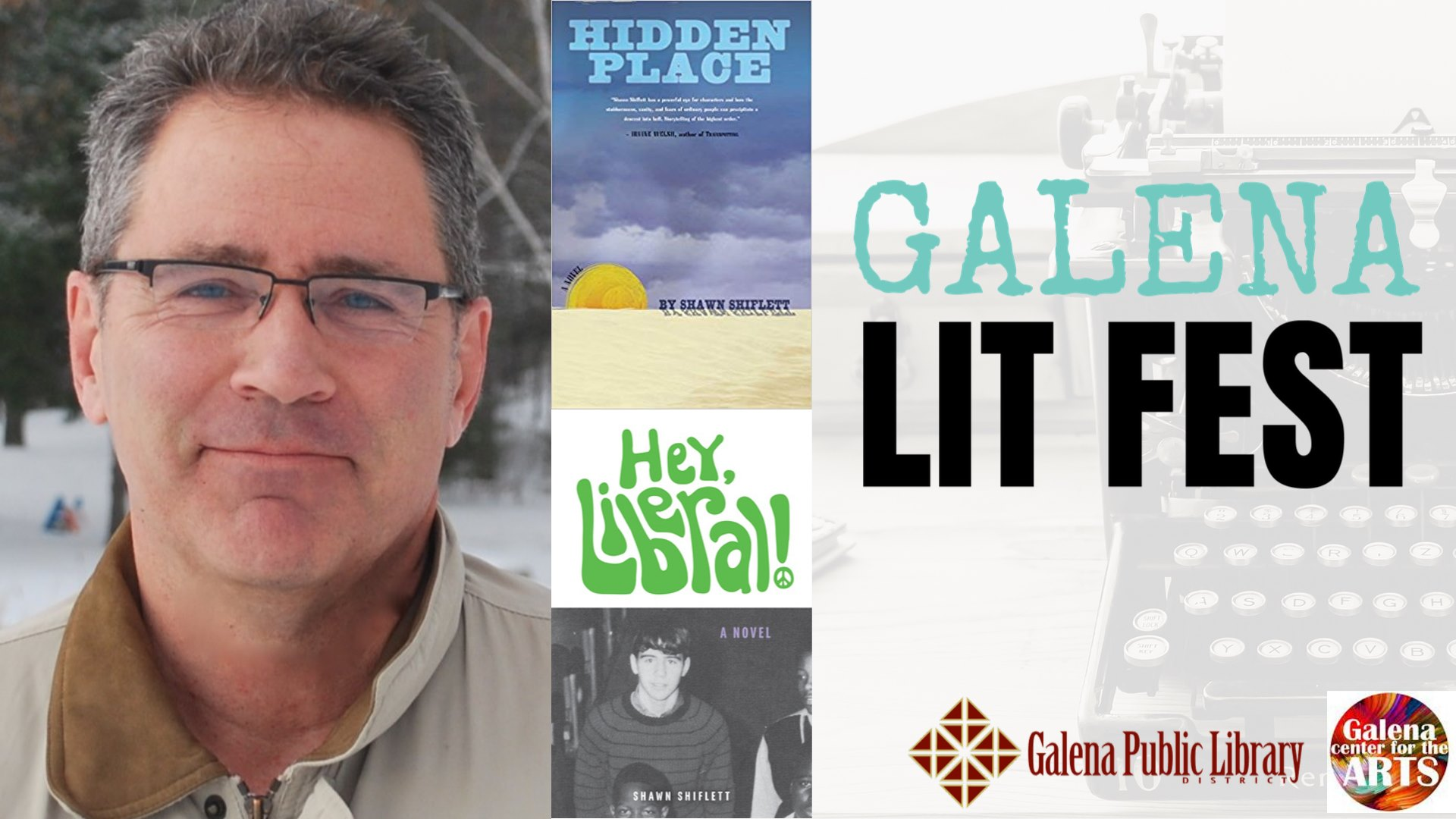 Galena Lit Fest 2020