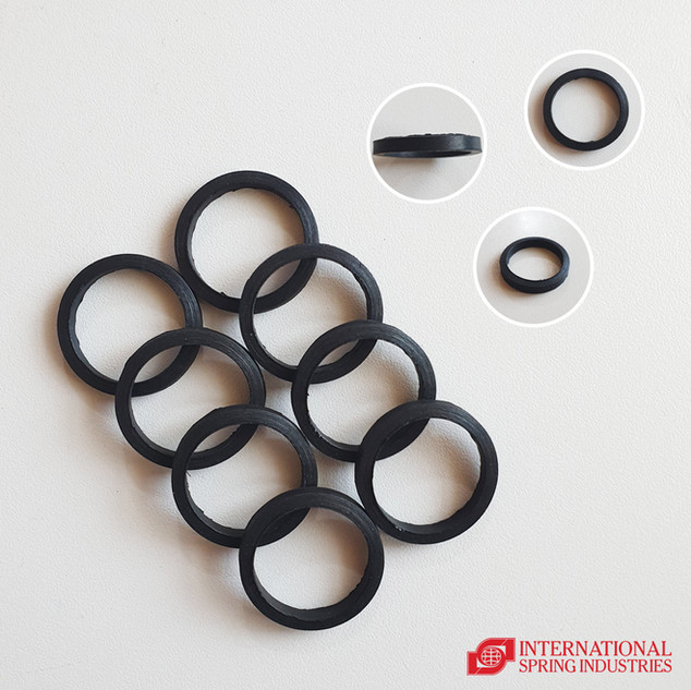 Rubber Rings Material: neoprene Thickness: 5.00 mm Outer diameter: 32.00 mm Inner diameter: 26.00 mm