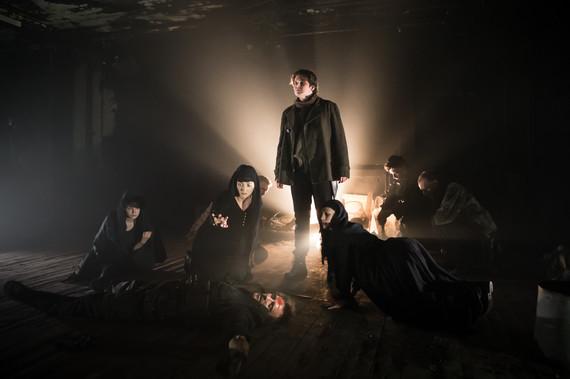 Macbeth at the Bussey Building © Scott Rylander