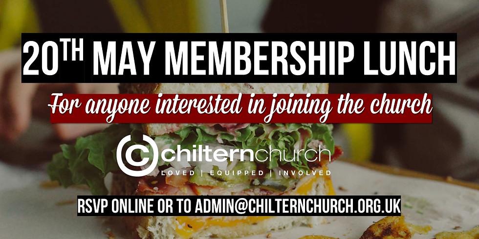 Membership Lunch