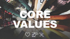 Core Values Series