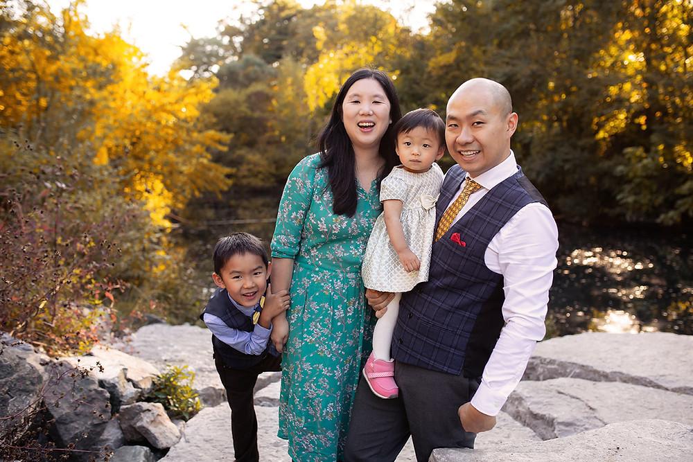 Family photography Toronto