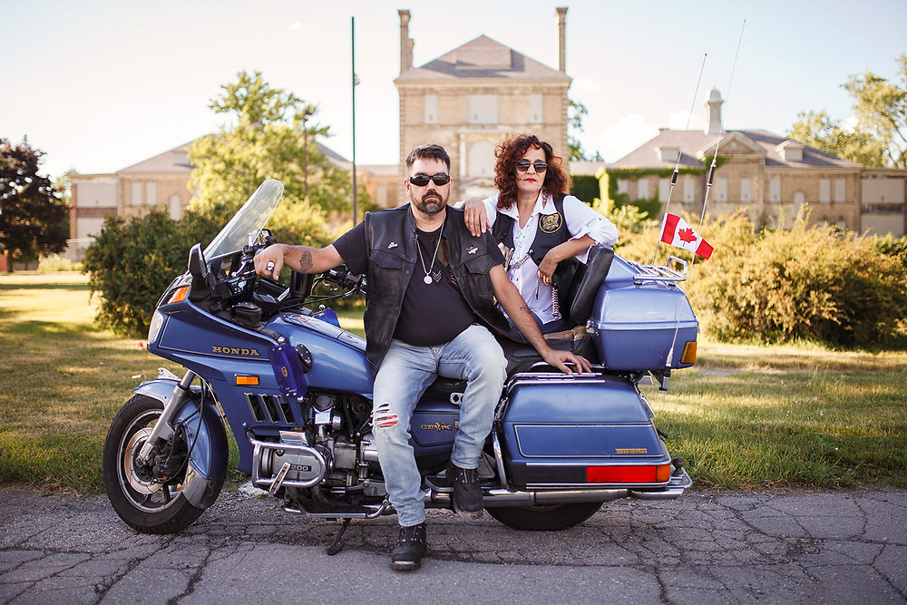 Styled couple photo shoot in Toronto
