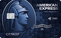 American Express Credit Card with 6% cash back on groceries and $250 sign up bonus