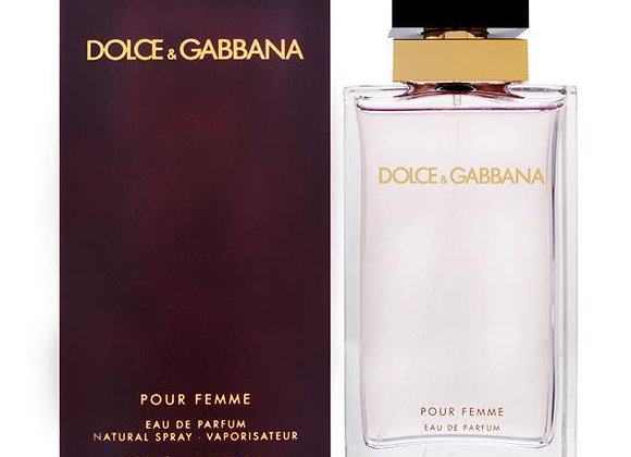 Dolce & Gabbana Pour Femme EDP 100ml
