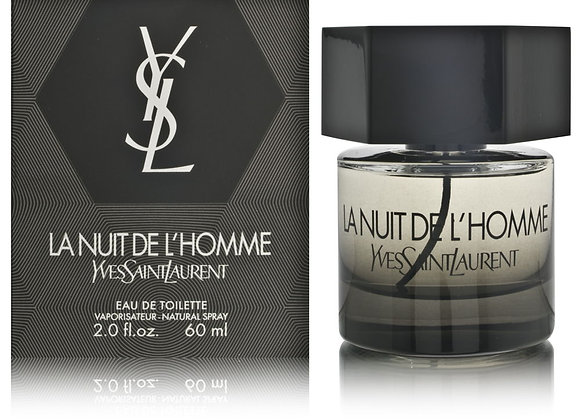 Yves Saint Laurent La Nuit de L'Homme EDT - 60ml