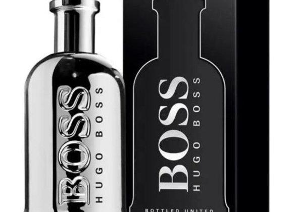 Hugo Boss Boss Bottled United EDT 200ml