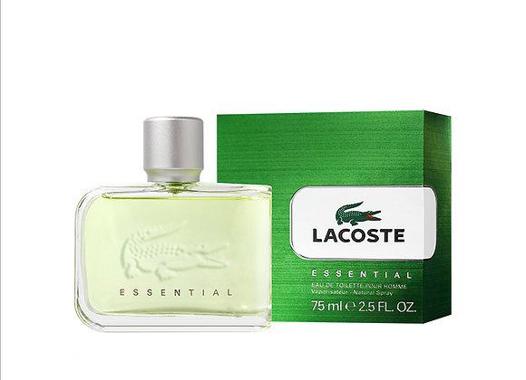 Lacoste Essential Eau de Toilette 75ml Spray