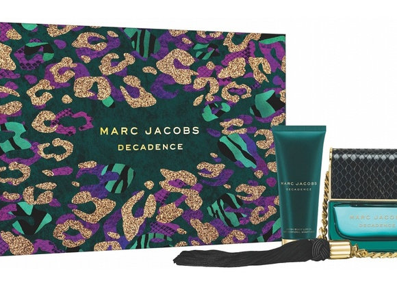 Marc Jacobs Decadence Gift Set 50ml EDP + 75ml Body Lotion
