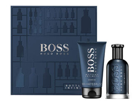 Hugo Boss Boss Bottled Infinite Gift Set 100ml EDP + 100ml Shower Gel