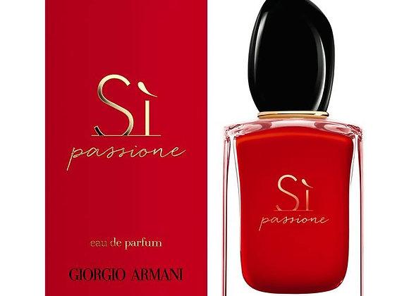Armani Si Passione Eau de Parfum 50ml