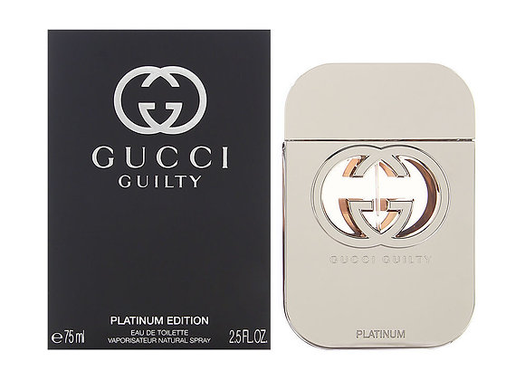 Gucci Guilty Platinum EDT 75ml