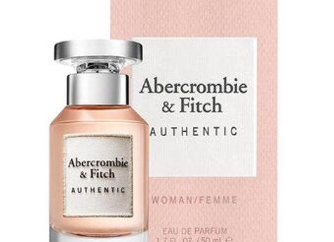 Abercrombie & Fitch Authentic Woman Eau de Parfum 50ml
