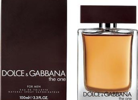 Dolce & Gabbana The One EDT 100m