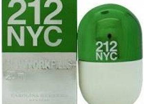 Carolina Herrera 212 NYC Pills Edt 20ml