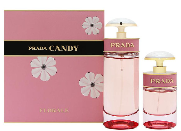 Prada Candy Florale Gift Set 80ml EDT + 30ml EDT