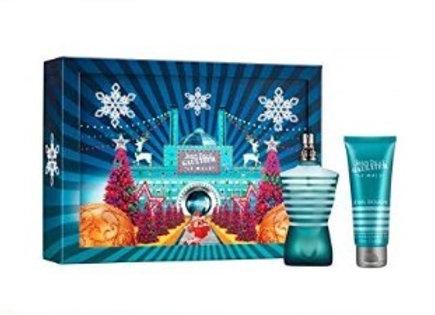Jean Paul Gaultier Le Male Gift Set 75ml EDT + 75ml All Over Shower Gel