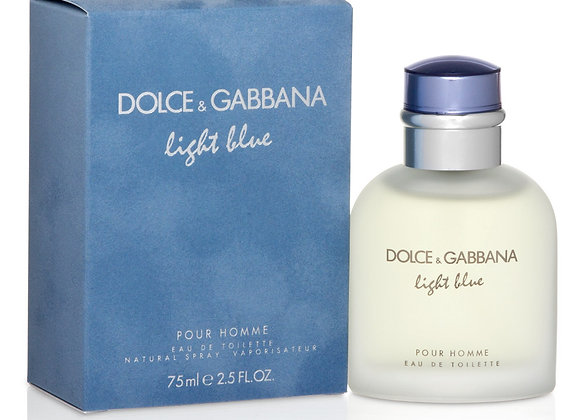 Dolce & Gabbana Light Blue EDT 75ml