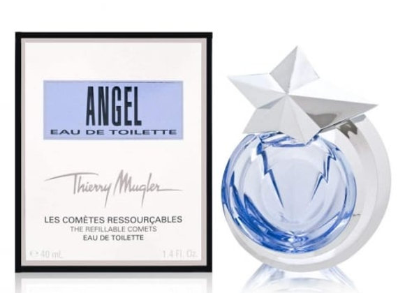 Thierry Mugler Angel EDT 40ml - Refillable