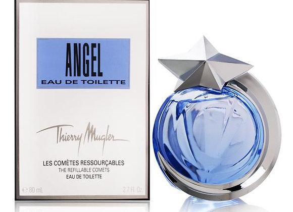 Thierry Mugler Angel EDT 80ml Spray - Refillable